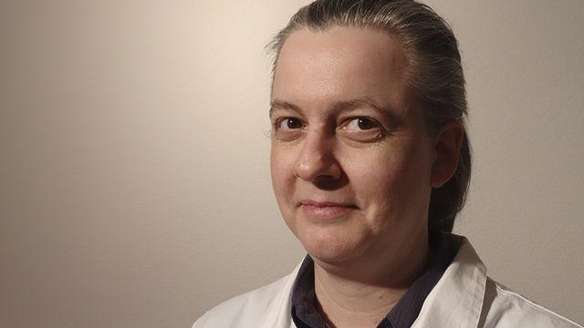 Monique Lehky Hagen. [DR]