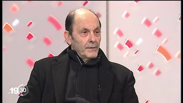On aimait l'élégance de son désespoir. Le comédien et scénariste Jean-Pierre Bacri est mort des suites d'un cancer. [RTS]