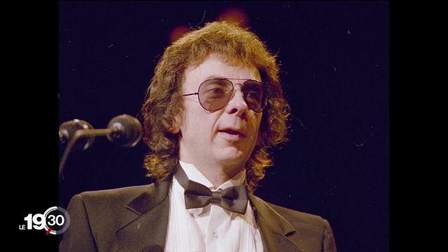 Phil Spector, producteur de légende, est mort en prison à l'âge de 81 ans. [RTS]