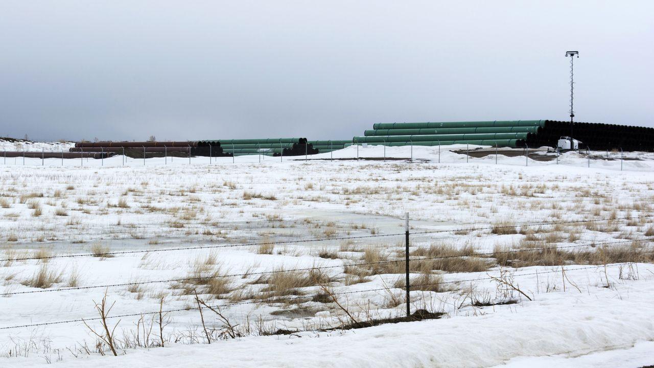 Le gouvernement canadien a promis lundi de continuer à soutenir le projet d'oléoduc Keystone XL entre le Canada et les Etats-Unis.  [AL NASH - KEYSTONE]