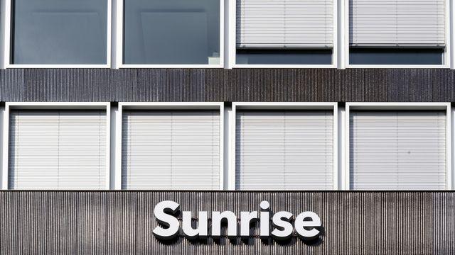 La nouvelle entité Sunrise-UPC annonce des coupes dans ses effectifs. [Ennio Leanza - KEYSTONE]