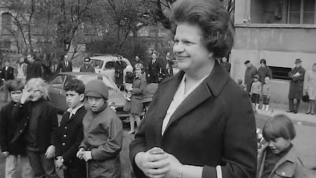 Rencontre avec Lise Girardin, maire de Genève en 1968 [RTS]