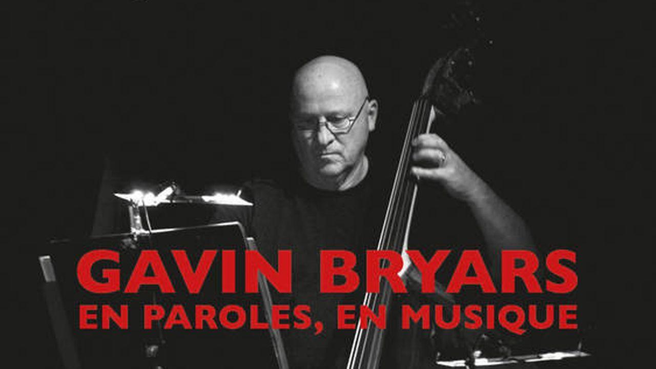 """La couverture de """"Gavin Bryars: en paroles, en musique"""" (Le mot et le reste, 2020) de Jean-Louis Tallon. [Jean-Louis Tallon - Le mot et le reste 2020]"""