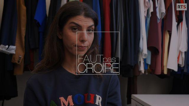 Linn Levy, nouvelle présentatrice de Faut pas croire. [RTS]
