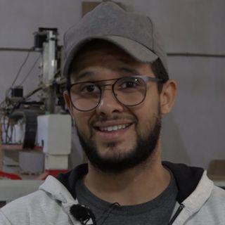 Nader, jeune entrepreneur tunisien [Maurine Mercier - RTS]