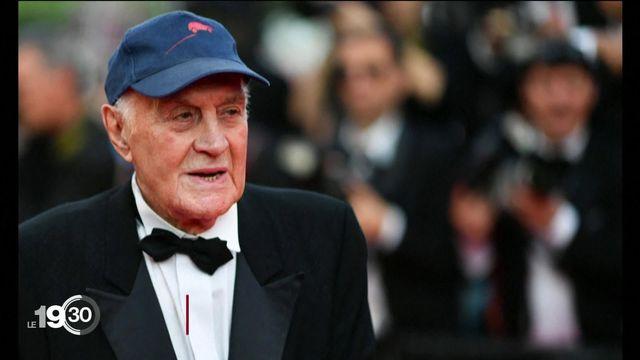 Le légendaire cascadeur Rémy Julienne est décédé du Covid à l'âge de 90 ans. [RTS]