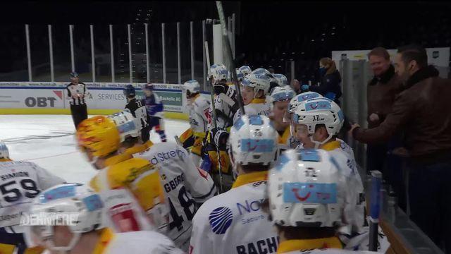 National League, 37e journée: Zurich - Zoug (1-2 tb) [RTS]