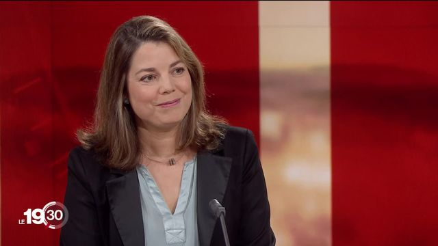 Manon Schick, directrice générale de l'enfance et de la jeunesse (VD) à propos de l'inceste. [RTS]