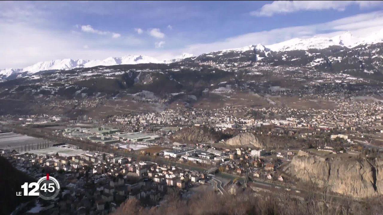 Il y a 75 ans, le Valais était secoué par un violent séisme. Aujourd'hui, le canton reste le plus exposé au risque sismique [RTS]