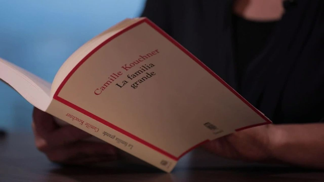 """L'inceste au centre du livre """"La familia grande"""" de Camille Kouchner. [RTS]"""