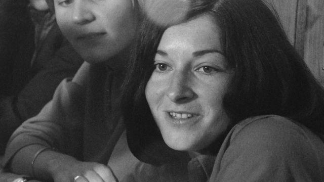 GABRIELLE NANCHEN EN 1968 [RTS]