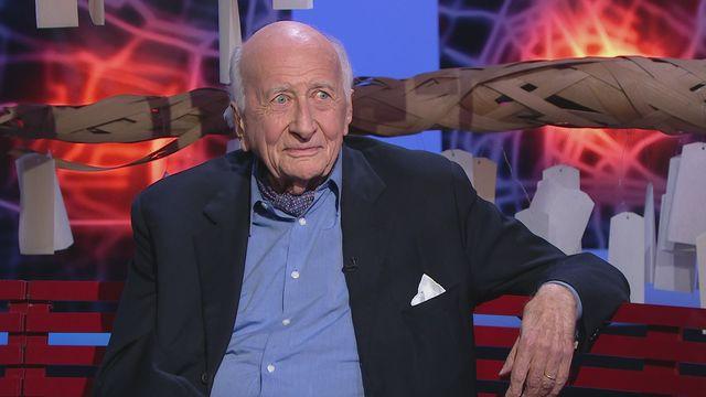 Yves Oltramare, un homme du siècle [RTS]