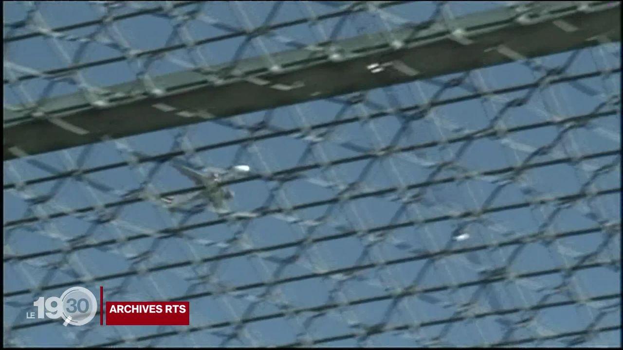 Le renvoi suisse de requérants d'asile éthiopiens est pointé du doigt. [RTS]