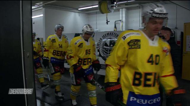 National League, 38e journée: Lugano - Berne  (2-0) [RTS]