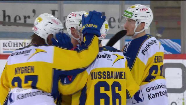 National League, 38e journée: Langnau - Davos (3-4 ap) [RTS]