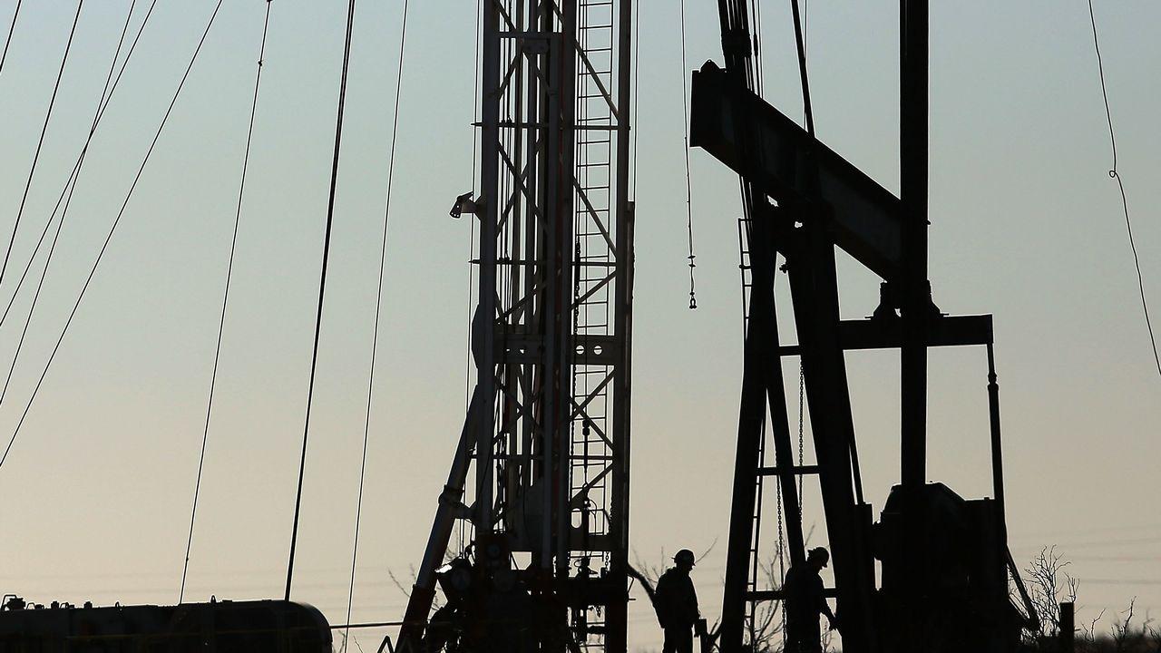 Joe Biden a annoncé mercredi un moratoire sur les forages d'hydrocarbures sur les terres et les eaux fédérales. [SPENCER PLATT - AFP]