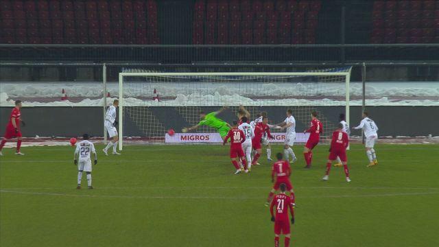 Super League: Zurich - Vaduz 0-1 [RTS]