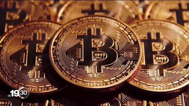 Le Bitcoin fait le bonheur des uns et le malheur des autres. [RTS]