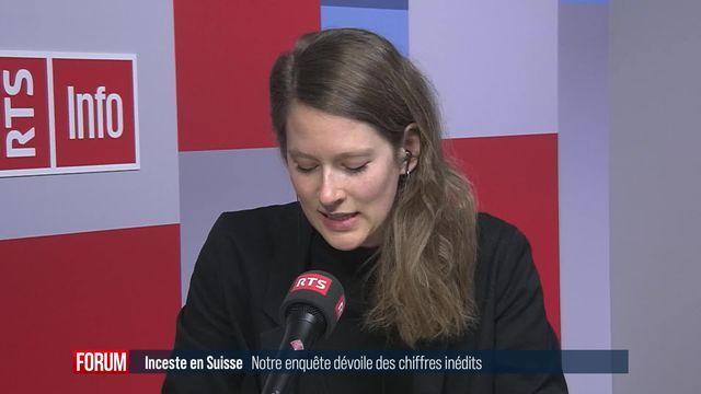 350 enfants sont victimes chaque année en Suisse d'agressions sexuelles commise par un proche [RTS]