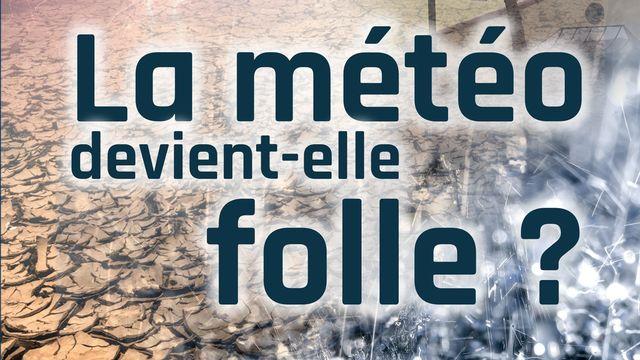 """""""La météo devient-elle folle?"""", l'ouvrage de Chloé Nabédian, éditions du Rocher. [DR - editionsdurocher.fr]"""