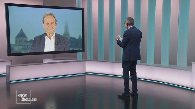 """Marc Lazar: """"Le populisme est enraciné dans nos sociétés"""" [RTS]"""
