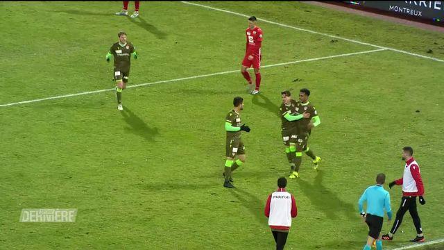 Challenge League, 17e journée: Stade Lausanne Ouchy - Thoune (1-3) [RTS]
