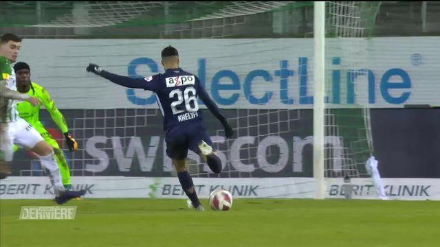 Super League, 17e journée: St-Gall - Zurich (2-3) [RTS]