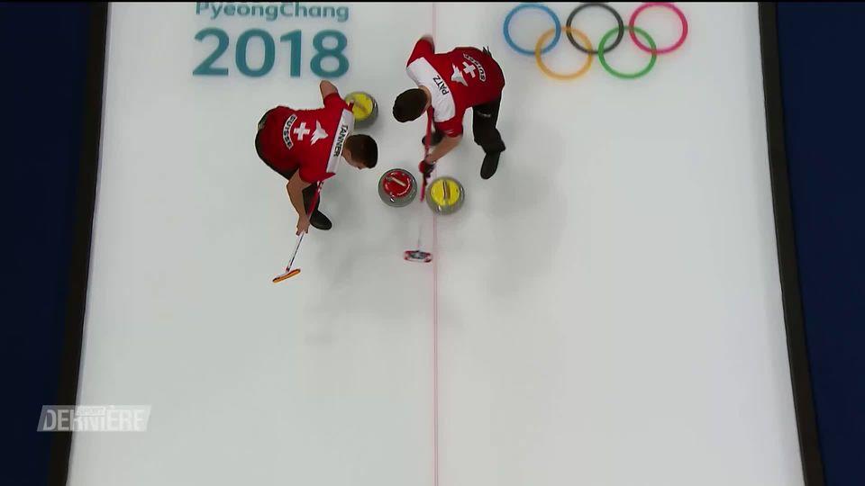 Curling: l^équipe de Genève espère se qualifier aux JO de Pékin en 2022 [RTS]