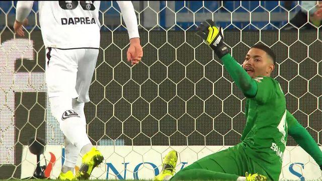 17e journée, Bâle - Lugano (2-2): les meilleurs moments de la rencontre [RTS]