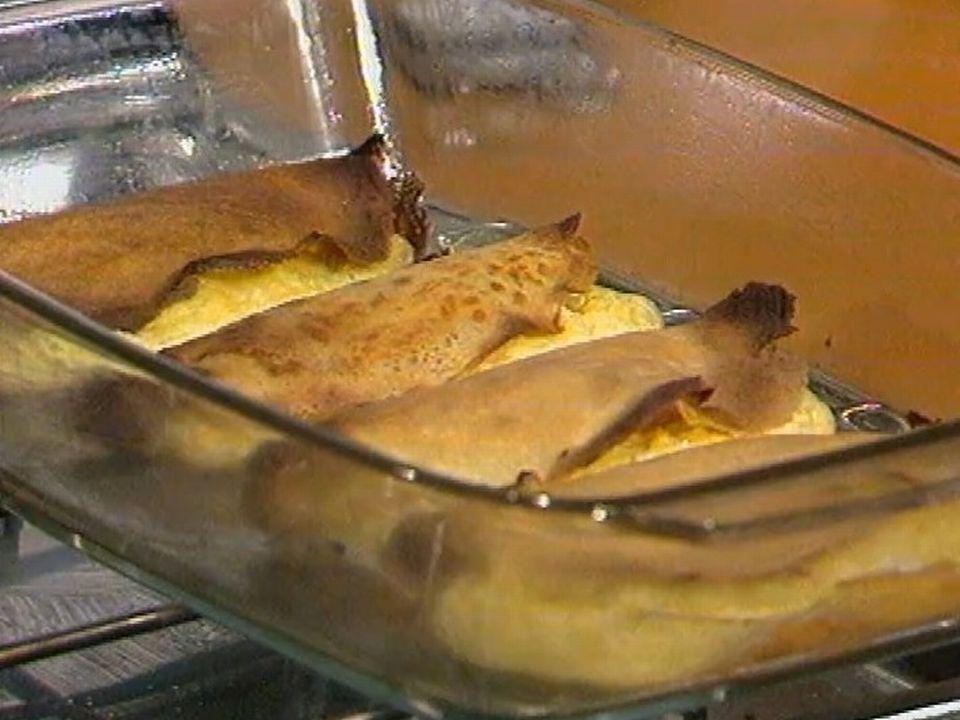 La recette des crêpes soufflées à l'ananas [RTS]