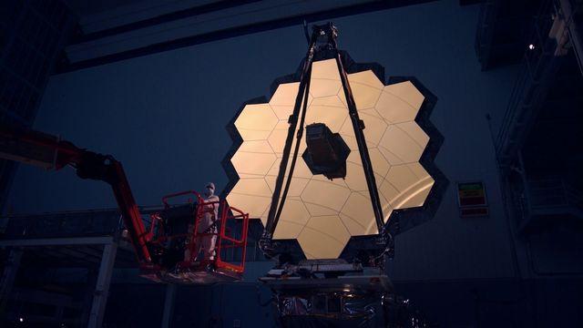 Le futur télescope James Webb pourrait être capable de détecter des biosignatures. NASA Goddard Space Flight Center [NASA Goddard Space Flight Center]