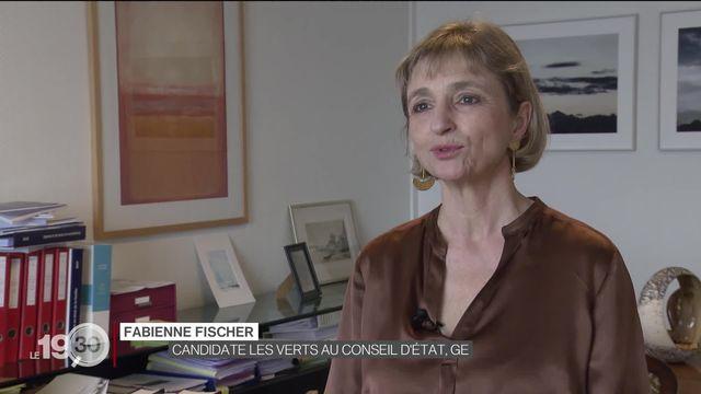 Le vaccin est-il devenu un passage obligé dans une campagne politique? Exemple de la Verte Fabienne Fischer à Genève [RTS]