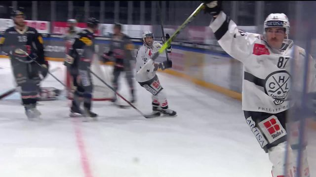National League, 40e journée: Fribourg - Lugano(1-2) [RTS]