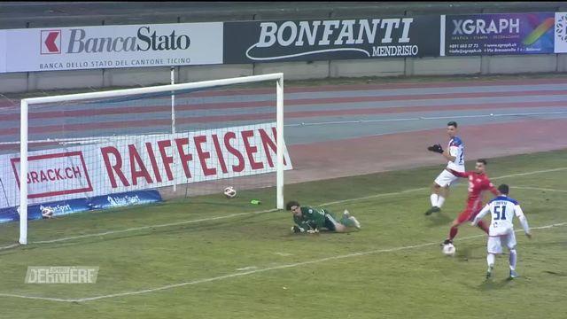 Challenge League, 18e journée: Chiasso - Stade-Lausanne-Ouchy (0-0) [RTS]