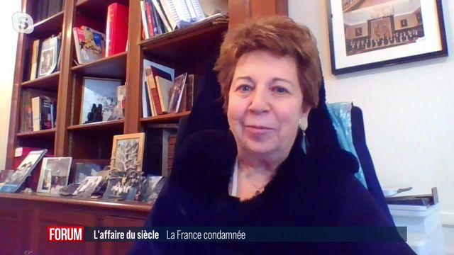 L'Etat français condamné pour « inaction climatique » : interview de Corinne Lepage [RTS]