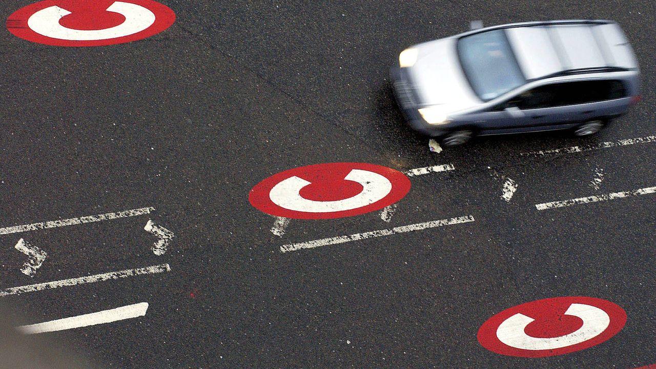 Des tarifications différenciées de la mobilité en fonction de l'heure ont déjà été instaurées en ville de Londres. [Anna Branthwaite - Keystone/AP Photo]