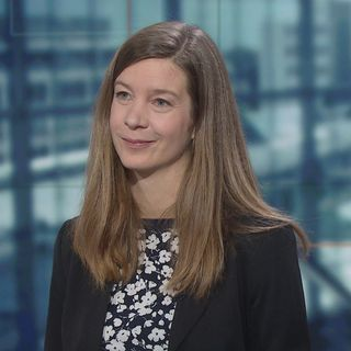 """Kristina Lanz: """"Le Covid-19 jette une lumière crue sur les inégalités"""" [RTS]"""
