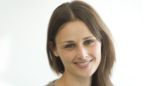Nadia Boehlen, porte-parole d'Amnesty International Suisse. [amnesty.ch]