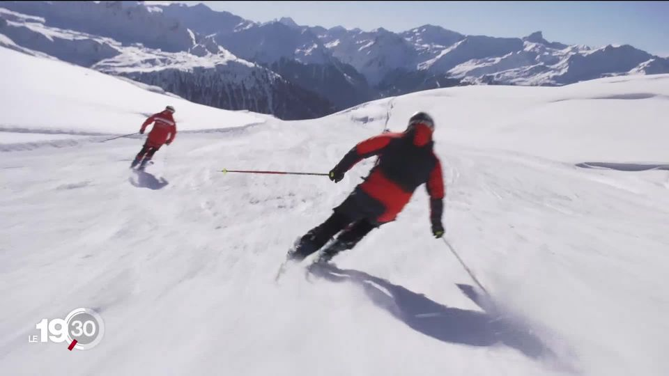 Augmented skiing: an exoskeleton on the slope [RTS]