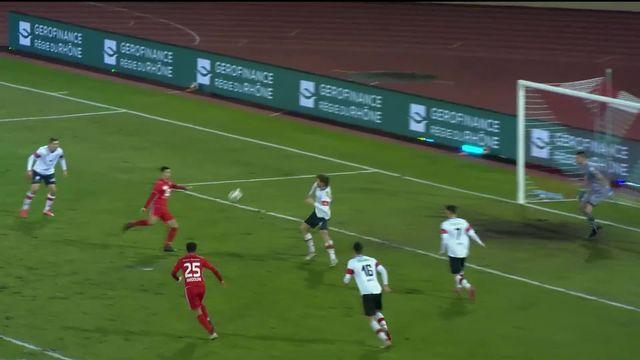 Challenge League, 19e journée: Stade Lausanne Ouchy - Winterthour (4-1) [RTS]