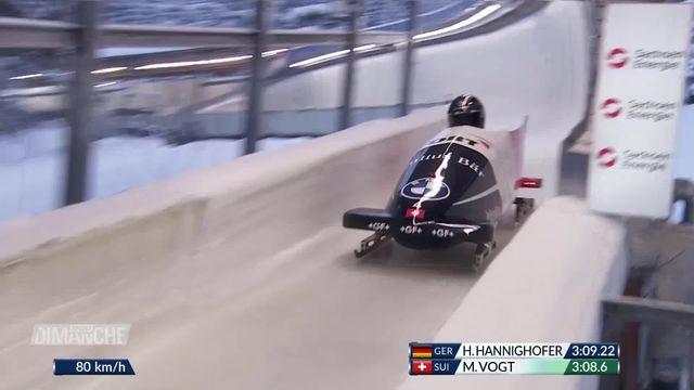 Bobsleigh: championnat du monde à Altenberg. [RTS]