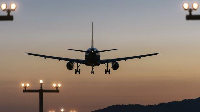 Le secteur aérien ne devrait pas rompre à terme avec des décennies de forte croissance. [Christian Beutler - Keystone]