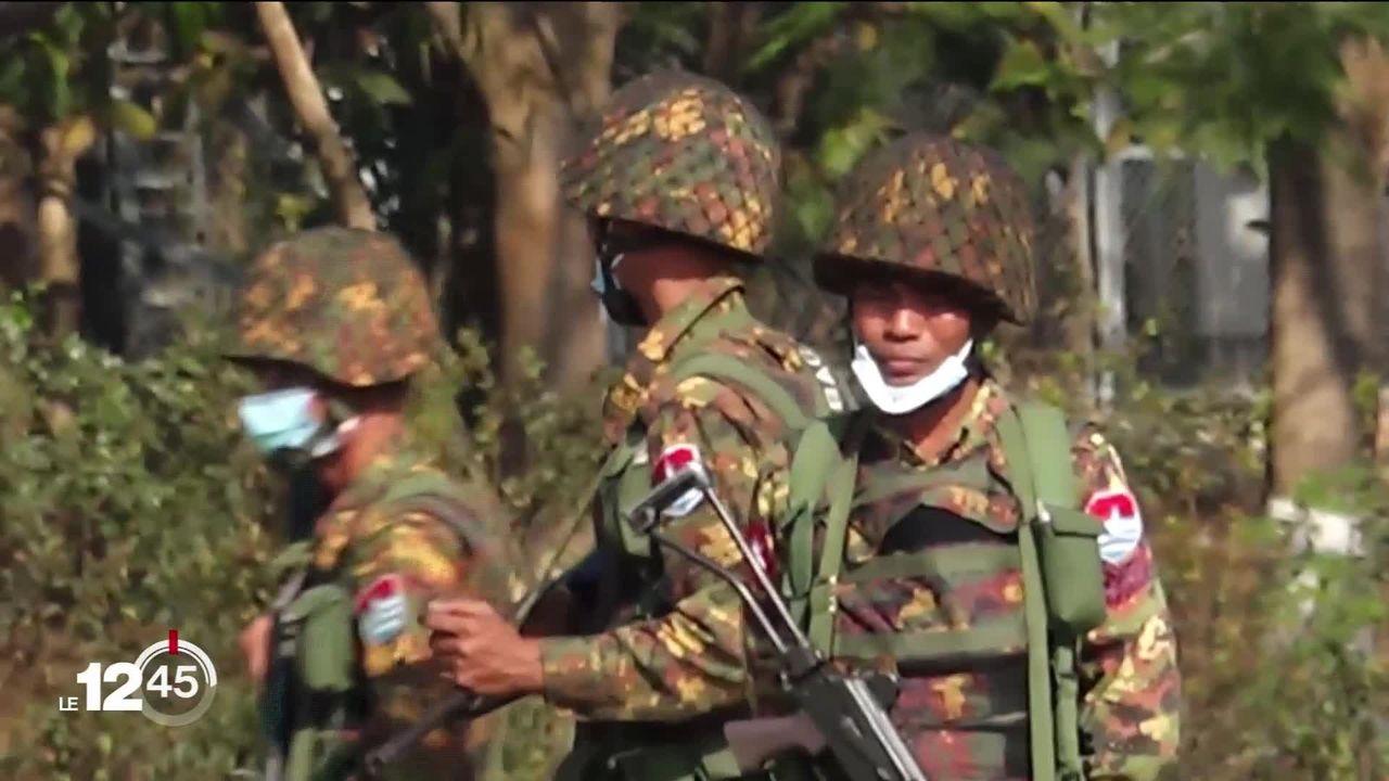 Coup d'État militaire en Birmanie. Aung San Suu Kyi a été arrêtée [RTS]