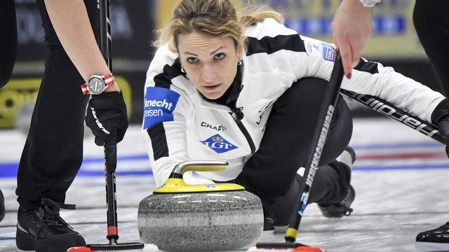 On ne verra pas de curling à Schaffhouse en mars. [Jonas Ekstromer - Keystone]