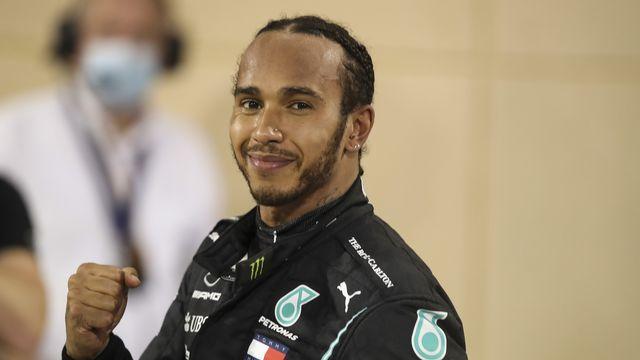 Hamilton visera un 8e sacre mondial en 2021. [Tolga Bozoglu - Keystone]