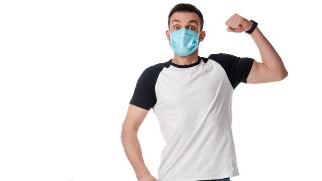 Une faible force musculaire est associée à un risque accru d'hospitalisation pour les malades du Covid-19. AndrewLozovyi Depositphotos [AndrewLozovyi - Depositphotos]