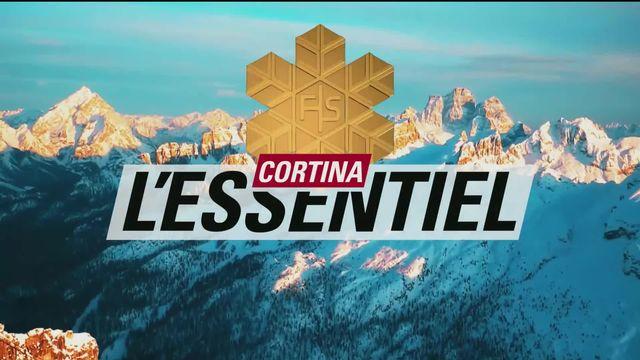 Cortina: L'essentiel - Lundi 8 février [RTS]