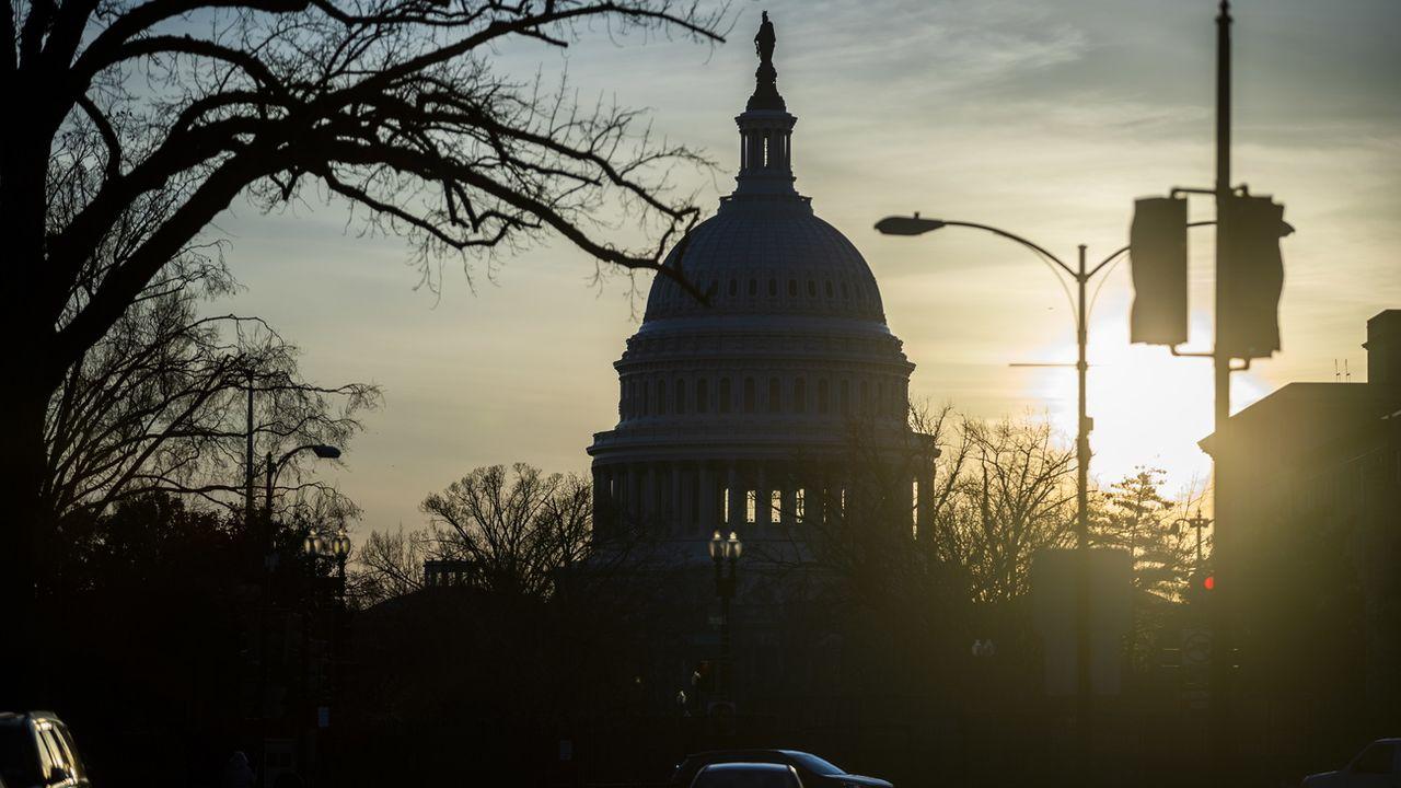 Le Capitole à Washington (DC), photographié le 8 février 2021. [Shawn thew - Keystone]