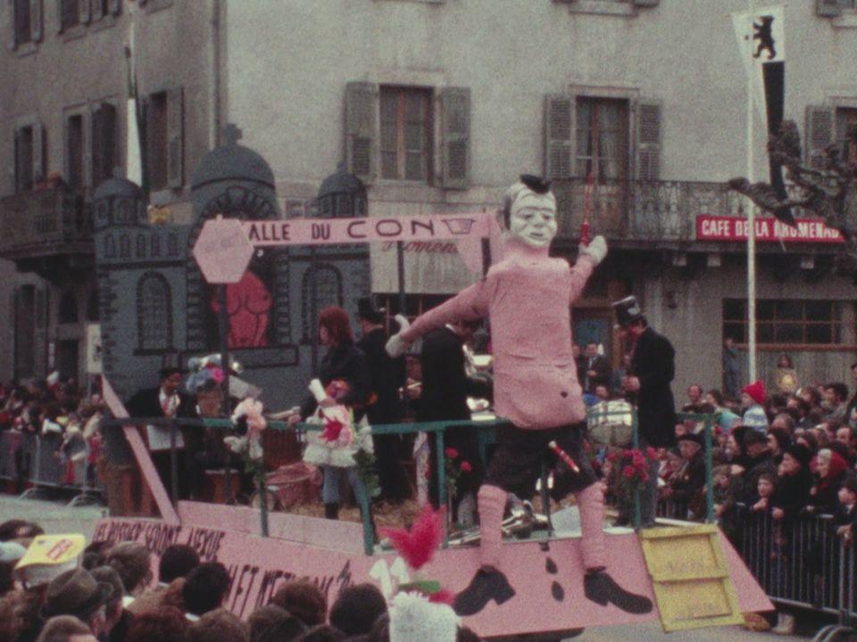 Le carnaval, un exutoire idéal [RTS]