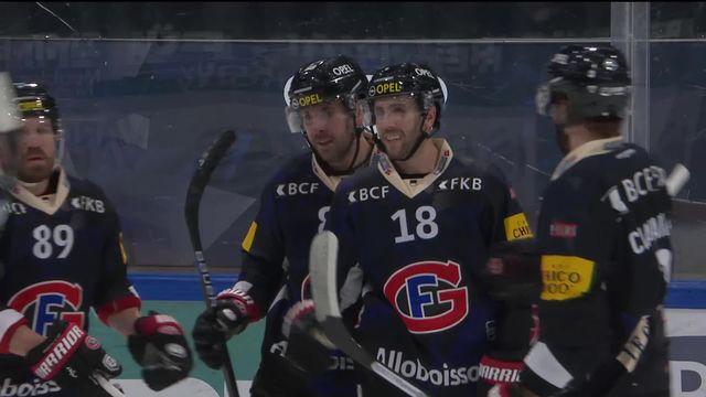 National League, 42e journée: Fribourg - Berne (4-1) [RTS]